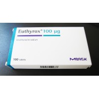 Euthyrox 100 mcg 200 tablets