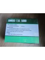 Amoxicillin 500 mg 500 caps