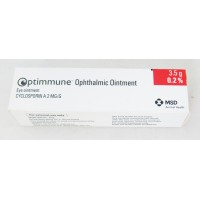Optimmune Ophthalmic Ointment  1 tube